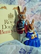 New ListingRoyal Doulton Bunnykins Figurine Mint In Box Family Photograph Free Shipping