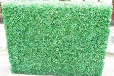 ARTIFICIAL IN or OUTDOOR BOXWOOD HEDGE,PATIO, WALL FENCE and Much More