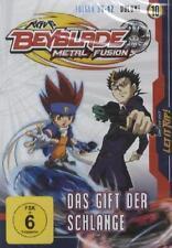 Beyblade Metal Fusion Vol. 10 - Gift der Schlange - Folgen 39-42 - DVD 2011 NEU