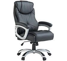 X Rocker Executive Office Chair Adjustable Height Black