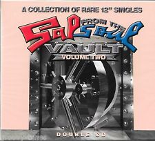 """SALSOUL VAULT Vol. 2 ~ 12"""" DISCO MIXES ON 2 CD SET (NEW AND SEALED)"""