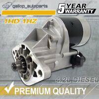 Starter Motor for Toyota Landcruiser HZJ75 70 78 79 HZJ80 PZJ75 70 1HD-T 1HZ 1PZ