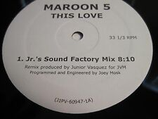 "MAROON 5 ""This Love"" remixes MINT f"