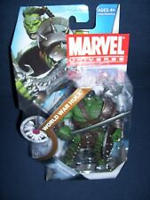 Marvel Universe World War Hulk 3 3/4 Action Figure #3 Series 3 Hasbro NIB