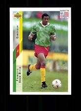12 UPPER Deck Sammel Cards WM 1994 + A 157911