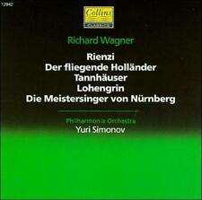 Scarce Wagner: Overtures (CD, May-1993, Collins Records) UK Pressing