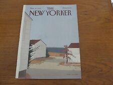1985 New Yorker November John Ashbery, Barthelme, Italo Calvino, Leithauser, ETC