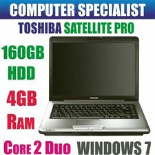 Ordinateur portable Windows 7 Toshiba