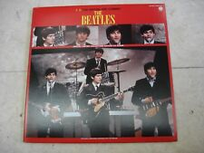 THE BEATLES The british are coming- LIMITED EDITION 3-D LP ALBUM- JAPAN LP