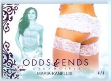 """MARIA KANELLIS """"ODDS AND ENDS #4/4"""" BENCHWARMER DREAMGIRLS 2017"""