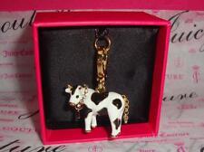 New Juicy Couture Cow Charm Bracelet/necklace/Bag