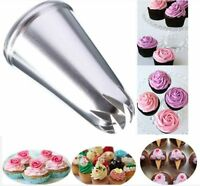 New Drop Flower Icing Piping Tips Nozzle Cake Cupcake Decorating Pastry Tool