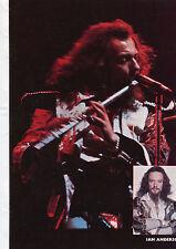 Jethro Tull concert program 1974 War Child tour book Bungle