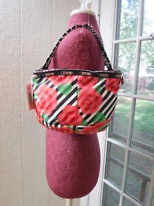 LeSportsac Cosmo Tijuana Rose Medium Size Handbag ~NWT~