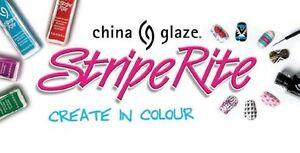 China Glaze - Stripe Rite Collection