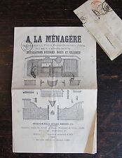 ALA MENAGERE, INSTALLATIONS D'ECURIES,BOXES ET SELLERIE, 1