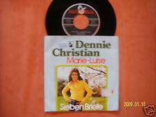 Dennie Christian - Marie-Luise / Sieben Briefe   Top 45