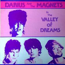 DARIUS & MAGNETS - VALLEY OF DREAMS - PRIVATE PRESS - DEE JAY - 1982 LP