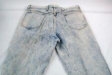 Vint USA Acid Washed BRISTOL BLUES  Men's 33 x 28 (TAG36x32) Denim Jeans #T516