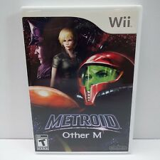 Metroid: Other M (Nintendo Wii, 2010) LOOK DESCRIPTION (R2600)