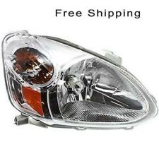Halogen Head Lamp Assembly Passenger Side Fits Toyota Echo 2003-2005 TO2519102
