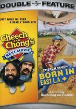 Cheech & Chong's Next Movie & Born in East la [New DVD] Full Frame, Widescreen