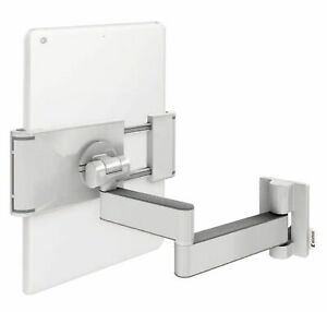 """Tablet Wall Ceiling Under Cabinet Mount Bracket 7"""" to 12"""" for iPad / Pro / Mini"""