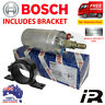 1 x Genuine BOSCH 044 Racing External Fuel Pump 0580254044 E85 + Bracket