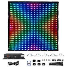 P20 230led RGB LED Video Curtain Screen Customized w/ 256MB SD