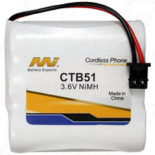 3.6V Replacement Battery Compatible with Jaycar SB1649