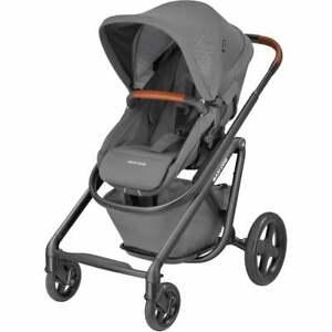 Maxi Cosi Lila Luxe Pushchair Stroller Sparkling Grey 1311956300