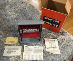 LIONEL Operating Coaling Station 6-2315