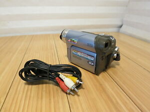Panasonic PV-GS19 Mini DV Camcorder With AV Cable (no power cable)