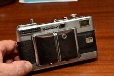 Clásico Voigtlander Vitessa L 35 mm cámara telemétrica de película con Ultron f2/50mm.