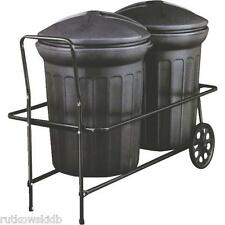 Behrens Aluminum Trash Can Hand Cart