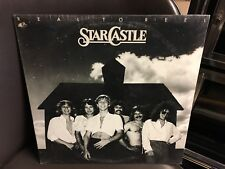 Starcastle Real To Reel LP Epic 1978 [Canada] SEALED [prog rock]