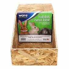New listing Ware Wooden Nest Box for Chickens & Rabbits