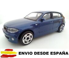 1/43 BMW SERIE 1 COCHE DE METAL ESCALA COLECCION DIE CAST E. CERTIFICADO