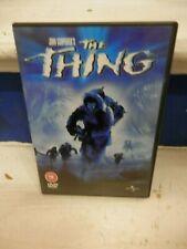John Carpenter's The Thing DVD