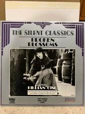 Lillian Gish in BROKEN BLOSSOMS (1919) Laserdisc