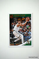 Jayson Tatum Donruss 2018-19 2nd Year Boston Celtics