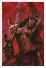 Dynamite Warlord of Mars #23 Dejah Thoris Virgin Variant Lucio Parraillo Cover