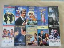 MGM/UA VHS TAPE MOVIES YOU PICK UP WILL COMBINE SHIPPING
