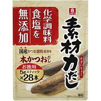 Riken Katsuo Dashi Bonito Soup Stock powder 5g 28 pieces Japan