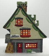 "Dept 56 North Pole Village Series ""Elf Bunkhouse"" Brand New"
