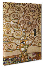 Tree of Life Canvas Picture Print Wall Art by Gustav Klimt Size A1 51x76cm
