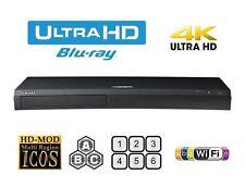 SAMSUNG UBD-M9500 Smart 4K Ultra HD Blu-ray Player - Multiregion Blu-ray & DVD
