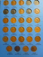 1909-1940 Lincoln Penny Collection  Page 3 Whitman Number 1 Folder (NO FOLDER)