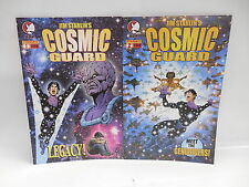 Cosmic Guard Jim Starlin DDP Dynamite Comic Books 1 2 Legacy Genociders