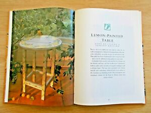 Painting Furniture~Jaclynn Fischman~12 Projects~Folk Art~Techniques~96pp H/B